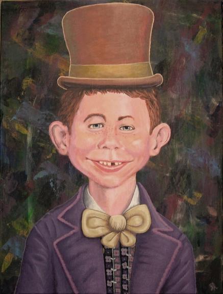 Alfred E. Wonka