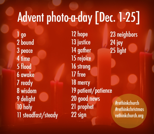 Advent Photo-a-Day 2013